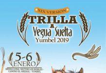 trilla a yegua suelta yumbel 2019