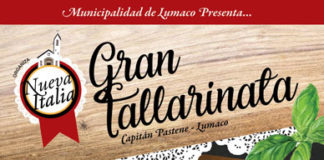 Gran Tallarinata en Capitán Pastene