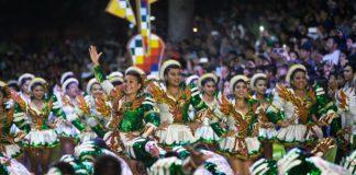 carnaval andino la fuerza del sol 2019