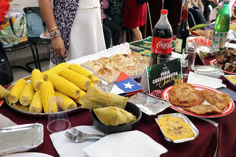 Feria Costumbrista del Choclo en Santa Fe 2019, Los Ángeles