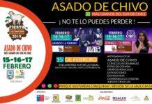 Fiesta Costumbrista del Asado de Chivo en Lonquimay 2019