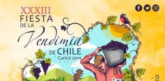 fiesta de la vendimia de curicó 2019