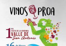Primera Fiesta de Vendimia del Valle de San Antonio, Vinos Proa