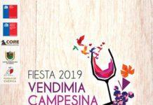 fiesta de la vendimia campesina chepica 2019