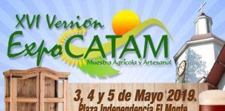 Muestra Costumbrista Expo Catam 2019 en El Monte