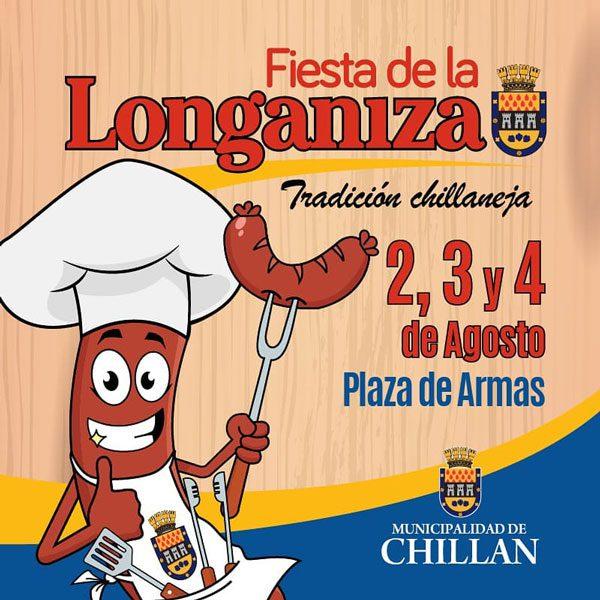 fiesta de la longaniza chillan 2019