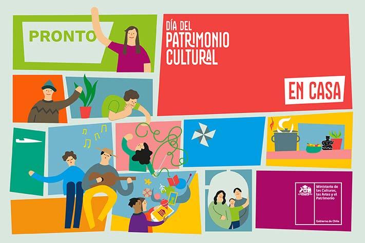 dia del patrimonio cultural en casa 2020
