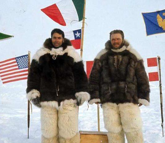 Arturo Aranda Salazar, primer y único chileno en llegar al Polo Norte