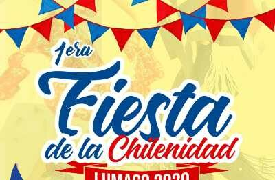 La fiesta costumbrista comienza a las 12.00 Hrs. y se realizará en el Estadio Fiscal de Lumaco