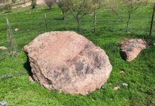 Vecinos de Colina encuentran petroglifos de posible origen Inca en Quebrada Totorillas