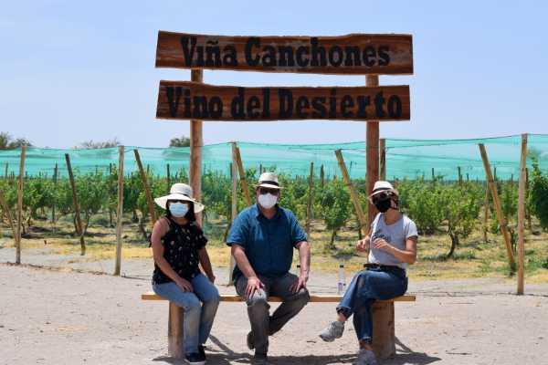 Ruta Turística del Vino del Desierto reabre sus puertas al público